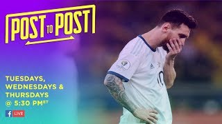 Post To Post - Argentina Fails In Copa America Again