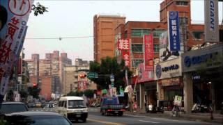A day in Luzhou Taiwan  -  Wahltag  in Luzhou