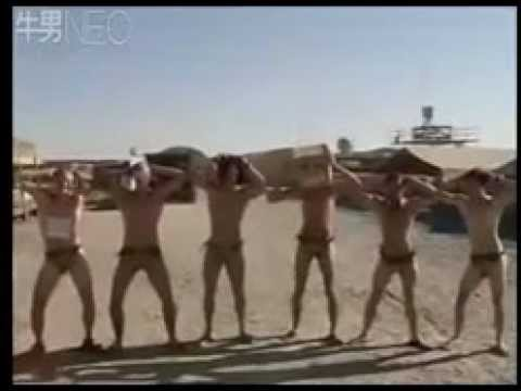 World Cup 2010 Backstage - Italian football players in Calcio underwear! from YouTube · Duration:  1 minutes 17 seconds
