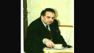 Radio Azade Afghanistan Prime Minister A.R. Ghafoorzai