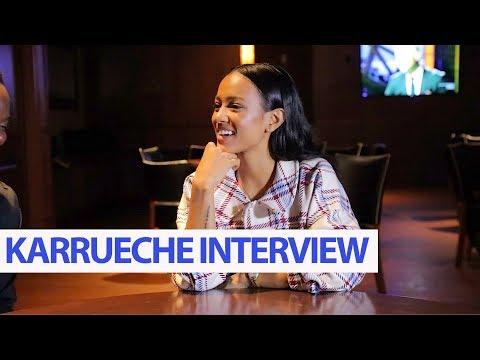 Karrueche & Harold Perrineau Talk
