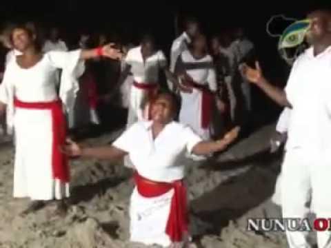 UKO WAPI ee mungu wangu Non official   YouTube 360p
