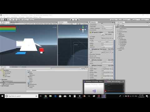 Unity3D - Survival Game Tutorial #3 thumbnail
