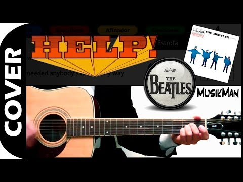 Help! 🎸 / The Beatles / Cover