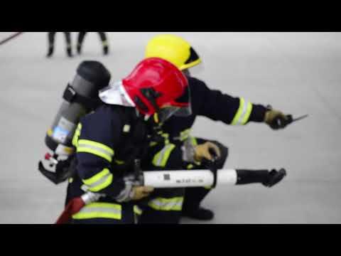 Recrutement Équipier pompier de l'armée de l'air