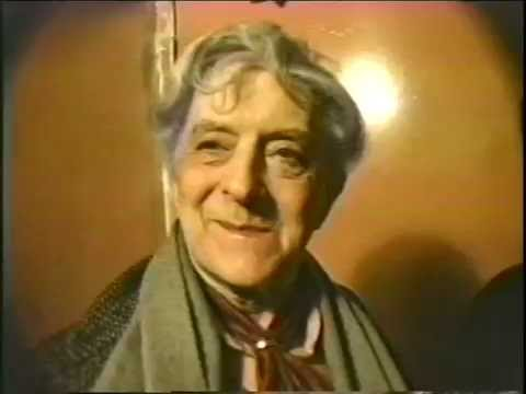 Quentin Crisp, Up Close and Personal, at the Flaunt It Club in 1988 (film festival version)