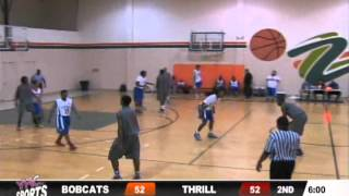 UBL Semi-Pro Basketball - Arkansas Bobcats vs. Missouri Thrill