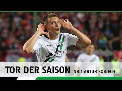 Tor der Saison | Kandidat Nr. 1 - Artur Sobiech