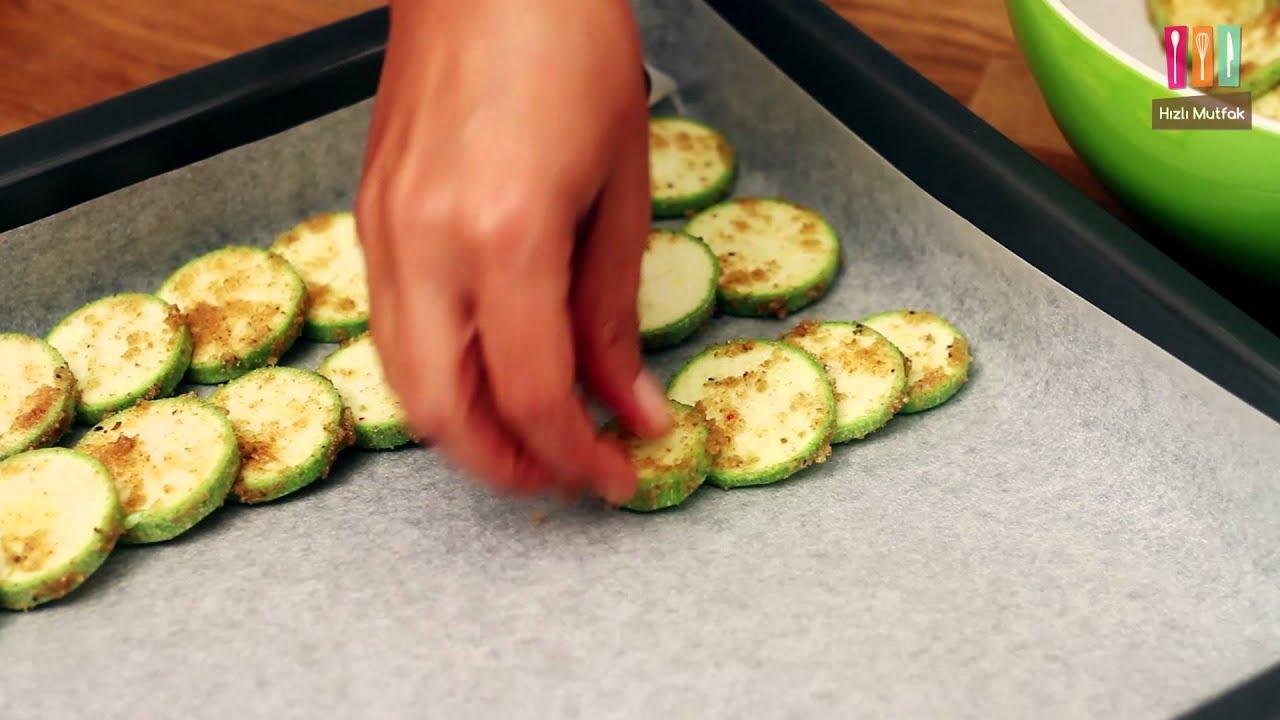 Yoğurtlu Kabak Yemeği Videosu