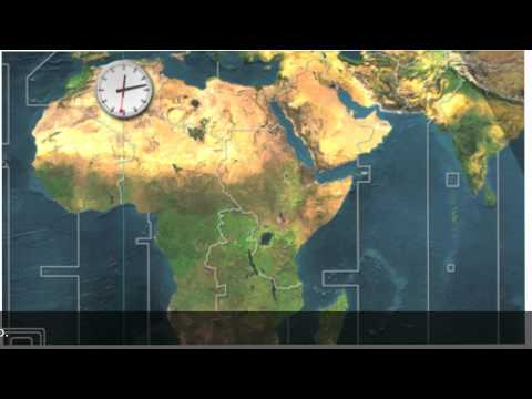 World Clock Pro for iPad and iPhone