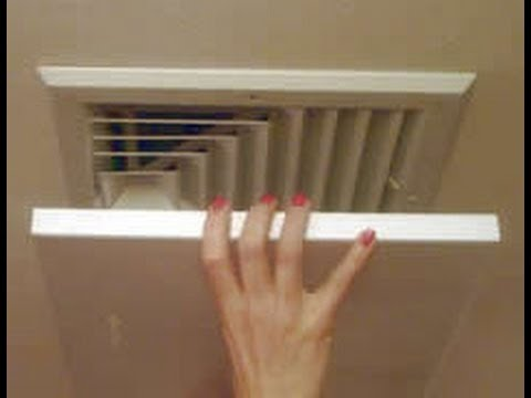 Elima Draft Air Conditioner Heater Ceiling Wall Vent
