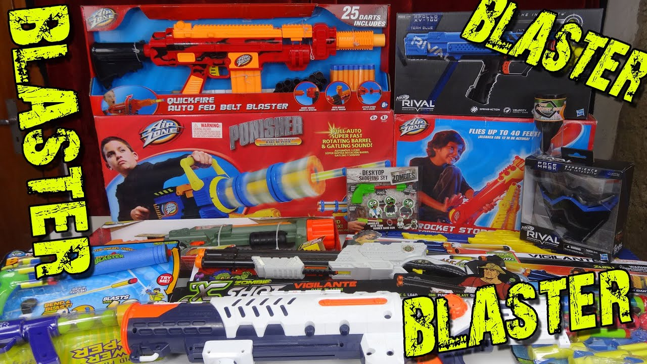 Quot Nerf Rival Apollo 700 Titan Rocket Storm Punisher