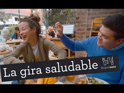 ¿Dónde comer saludable en Bogotá? - Gira con @Bogotaeats y Estefanía Borge