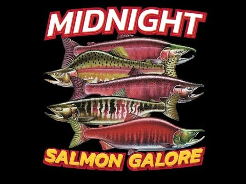 Fishing Planet PC, Going Blind To New Competition Midnight Salmon Galore Alaska