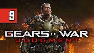 Gears of War Judgment Gameplay Walkthrough - Part 9 Windward Way Let
