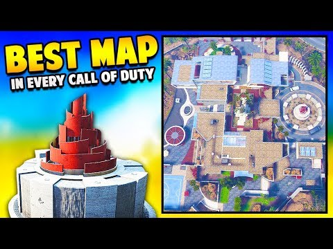 The BEST MAP In Every Call Of Duty