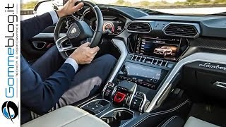 2018 Lamborghini URUS The FASTEST SUV - DRIVING MODE + CAR FACTORY