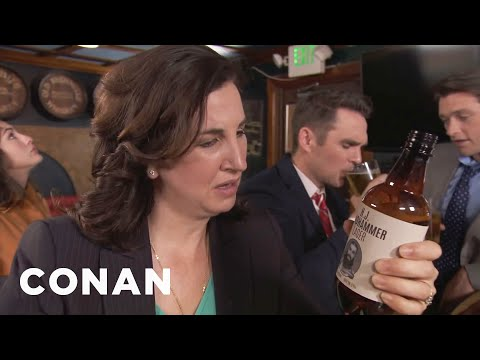 Mindhammer Beer Will Help You Forget  - CONAN on TBS