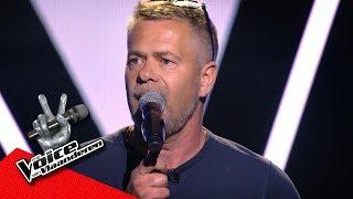 Manuel - 'Faith' | Blind Auditions | The Voice Van Vlaanderen | VTM