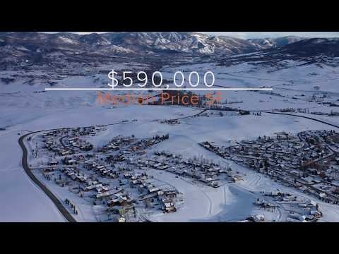 Drone Tour Over Steamboat Springs, Colorado VLOG#17