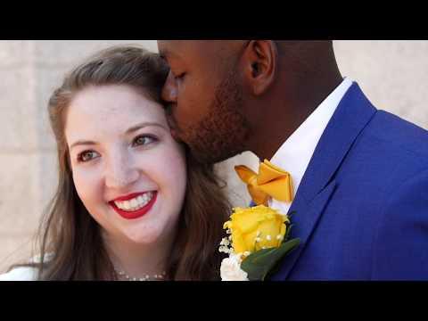 Johnlight & Ashley  Salt Lake Temple Wedding