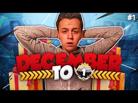 DECEMBER TO 1 - HET BEGINT! #1 - FIFA 16 UT