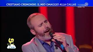 Cristiano Cremonini: dalla lirica al pop