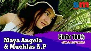 Maya Angela Ft. Muchlas AP - Cinta 100% (Official Music Video)