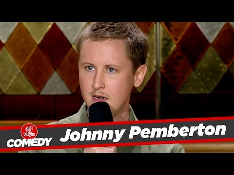 Johnny Pemberton Stand Up  2013