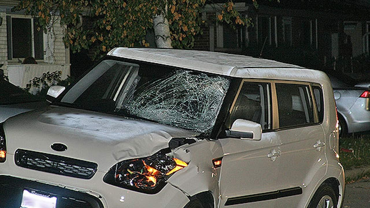 Latest Car Accident Of Kia Ray Road Crash Compilation Auto