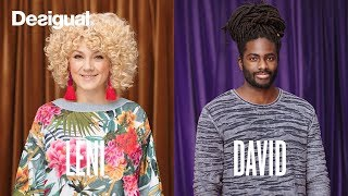 Desigual | Love is Unexpected: David and Leni