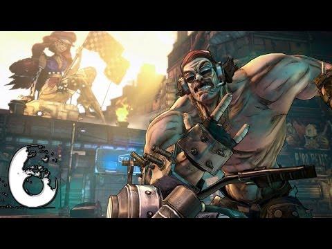Mr. Torgue's Campaign of Carnage DLC - Part 6 - Borderlands 2 Mechromancer TVHM