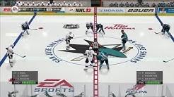 NHL 13 (PS3) - Stanley Cup Finals Game 3 - Sharks vs Penguins
