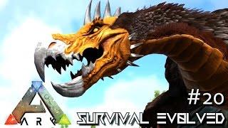 ARK: SURVIVAL EVOLVED - NEW DODOWYVERN TAMING SO BIG !!! E20 (MODDED ARK ANNUNAKI EXTINCTION CORE)