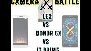 camera battle le2 vs honor 6x vs j7 prime 2017 arb info