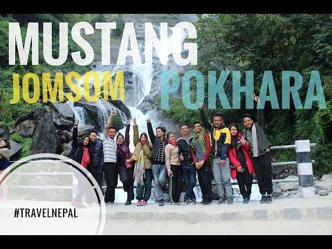 Mustang | Jomsom | Pokhara Diaries | #TravelNepal
