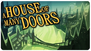 Steampunk Sunless Sea meets FTL! - A House Of Many Doors Gameplay (PC Game)