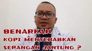 Download Mp3 Benarkah Kopi Menyebabkan Serangan Jantung ?