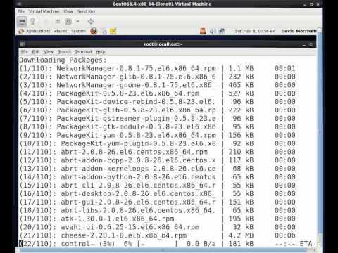 CentOS 6.x - Update Firefox Using Yum