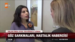 Göz kapağındaki sarkmalara dikkat - atv Ana Haber