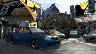 Need For Speed ProStreet (2007) Gameplay Maxed Out Settings 1080p ASUS G750JW NVIDIA GTX 765m