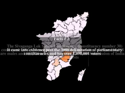 Sivaganga (Lok Sabha constituency) Top # 5 Facts