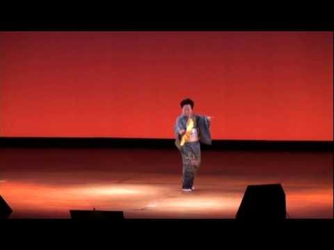 10 石川 薫(舞踊) 『鳳凰の舞』