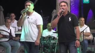 """فرقة """"اللوزيين"""" يقدمون أغنية """"لنا الله"""""""