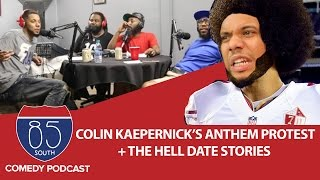 Clayton English Talks Colin Kaepernick Anthem Protests  Ft. Darren Brand and Tyler Chronicles