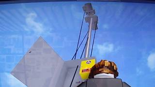 sirene alerte episode 25 test siren de Broadmoor KLASON CS8 DANS ROBLOX