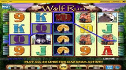 Wolf Run ™ free slots machine game preview by Slotozilla.com