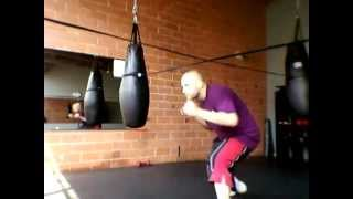 Boxing - Four Way Ducking Drill - Бокс - Boxeo - 복싱