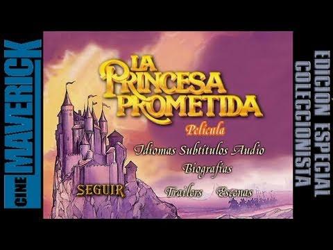 2x01 Edición Especial Coleccionista: La Princesa Prometida