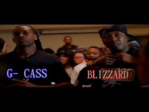 G Rap BattleGround - G Cass vs Blizzard *Hosted by Big Kannon